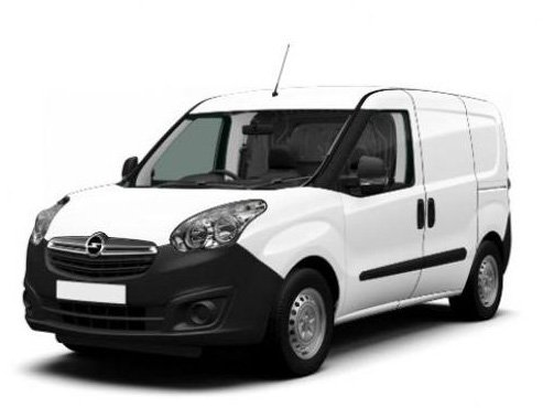 Opel Combo Van - recenze a ceny   Carismo.cz
