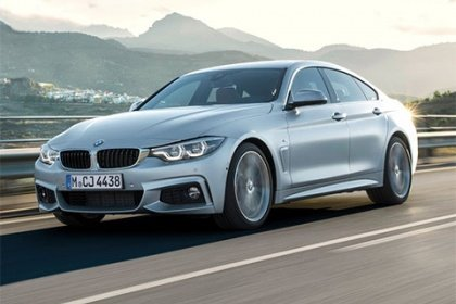 BMW 4 Gran Coupé 420i xDrive Luxury Line