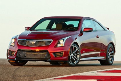 Cadillac ATS Coupé 3.6 bi-Turbo V - Series