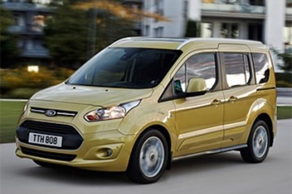 Ford Tourneo Connect 1.5 TDCi/88 kW Titanium