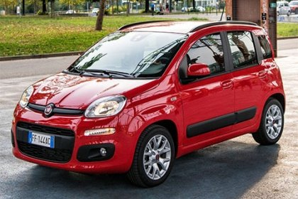Fiat Panda 1.3 MultiJet/70 kW Plus