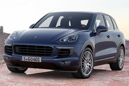 Porsche Cayenne Turbo Cayenne Turbo