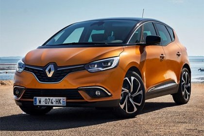 Renault Scénic 1.5 dCi/81 kW EDC Intens