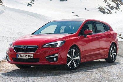 Subaru Impreza 1.6i Trend ES