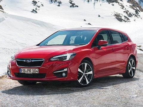 Subaru Impreza - recenze a ceny | Carismo.cz