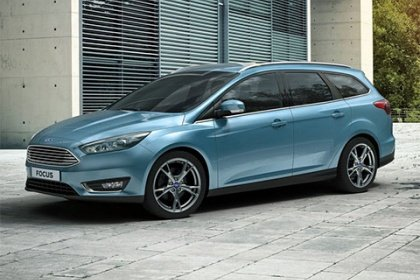 Ford Focus kombi 1.5 TDCi/88 kW Trend Plus
