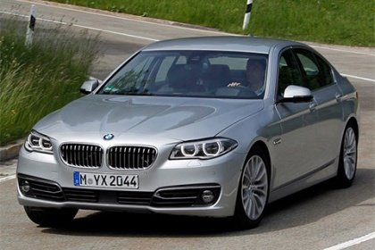 BMW 5 Sedan 525d xDrive 518 AT
