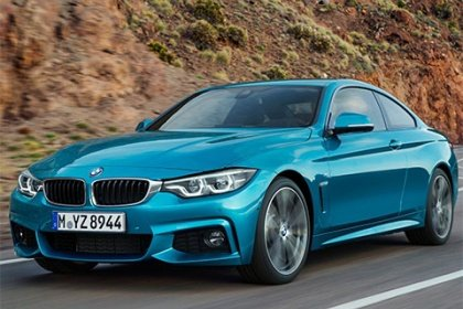 BMW 4 Coupé 420i xDrive AT Sport Luxury Line