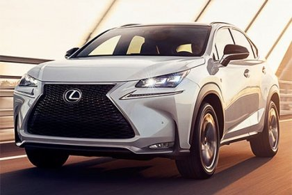Lexus NX 300h AWD Luxury