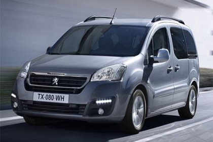 Peugeot Partner Tepee 1.6 BlueHDI/73 kW Outdoor