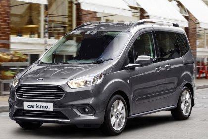 Ford Tourneo Courier 1.5 TDCi 55 kW Titanium