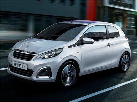 Peugeot 108 3dv. - recenze a ceny | Carismo.cz