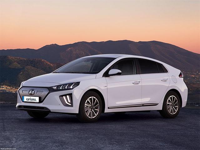 Hyundai Ioniq EV - recenze a ceny | Carismo.cz
