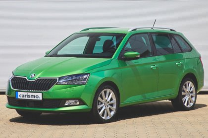 Škoda Fabia Combi 1.0 MPI Active