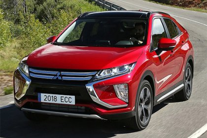 Mitsubishi Eclipse Cross 1.5 TURBO MIVEC 4x4 automat Instyle