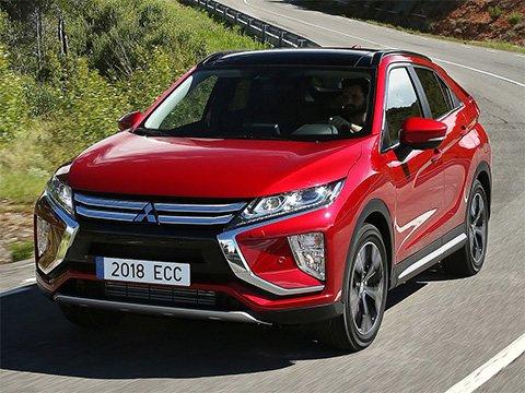 Mitsubishi Eclipse Cross - recenze a ceny   Carismo.cz