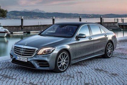 Mercedes-Benz S Long 350 d 4MATIC Základní výbava