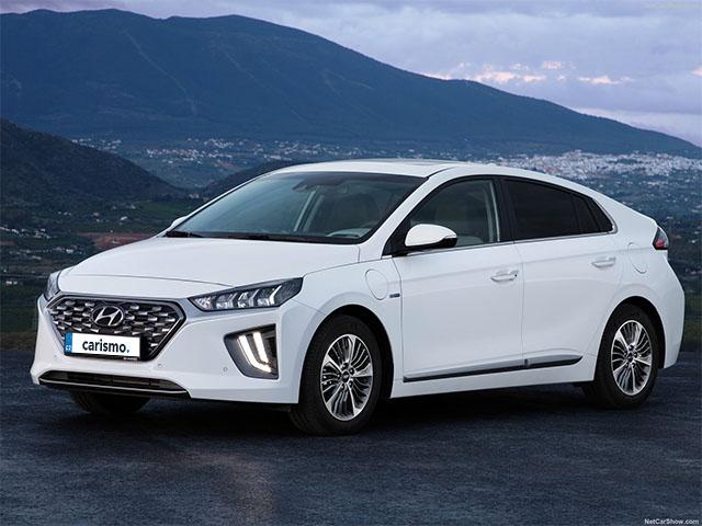 Hyundai Ioniq PHEV - recenze a ceny   Carismo.cz