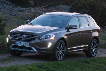 Volvo XC60 D5 AWD Geartronic Edition Luxury