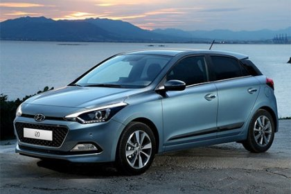 Hyundai ix20 1.6i AT Trikolor