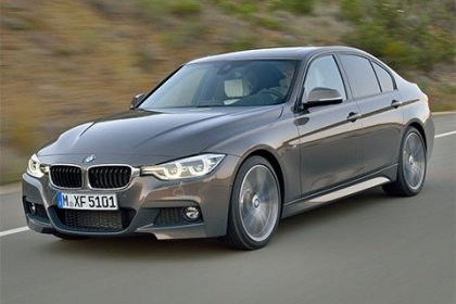 BMW 3 Sedan 320d AT Sport Luxury Line Purity